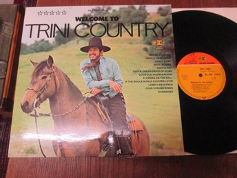 "Trini Lopez ""Welcome To Trini Country"""