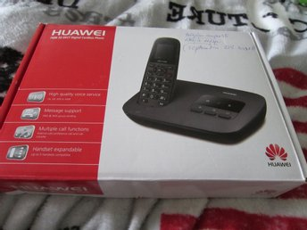 HUAWEI F688 3G DECT Digital Cordless Telephone Mint Condition Unused I Kartong