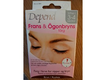 Depend Lash & Eyebrow Colour: Brun/Brown