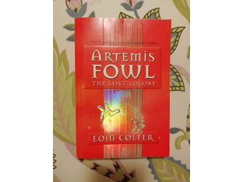 Artemis Fowl the Lost Colony [5] - Engelska - Science Fiction & Fantasy
