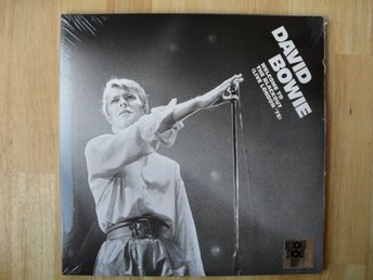 David Bowie - Welcome To The Blackout (Live London '78) Record Store Day 2018