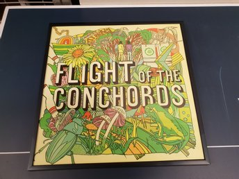 Flight of the conchords vinylskiva