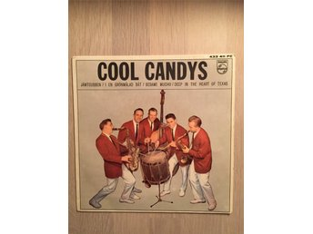 COOL CANDYS,  EP, Philips 433411PE