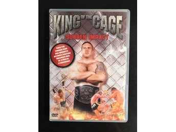King of the cage - Sudden impact - DVD