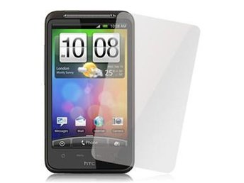 HTC Desire HD Displayskydd (Spegel) 3 Stk.