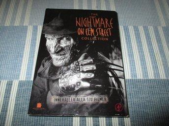 Nightmare On Elm Street Alla 7 Filmerna / Utgått - Katrineholm - Nightmare On Elm Street Alla 7 Filmerna / Utgått - Katrineholm