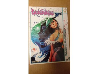 Darkstalkers: The Rise of the Dark Ones, Vol. 1, Capcom, graphic novel