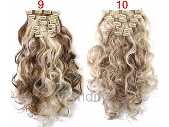 Hair Extensions # 10