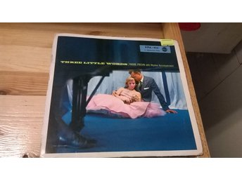 Andre Previn - Three Little Words, EP, rare!