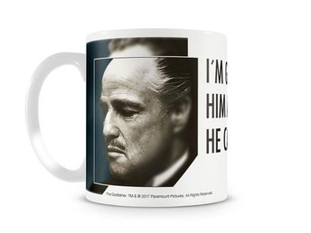 The Godfather - I´m gonna make him an offer he can´t refuse kaffemugg