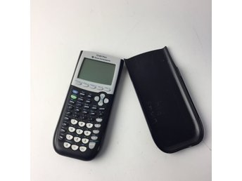 Texas Instruments, Grafräknare, TI-84 Plus, Svart/Vit