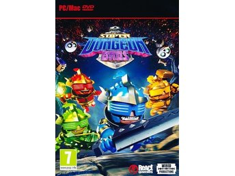 Super Dungeon Bros PC/MAC (PC)