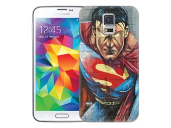 Samsung Galaxy S5 Skal Superman