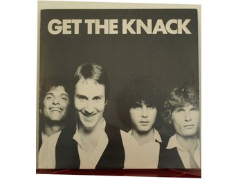LP. THE KNACK - GET THE KNACK.SVENSK PRESS. 1979