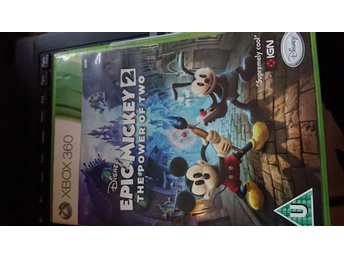 Pc Spel EPIC MICKEY POWER OF TWO