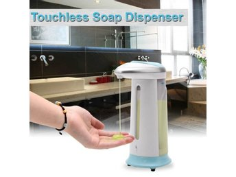400ml Automatic Soap Dispenser with B...