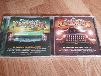 Rockabilly nationals.    2 st CD album