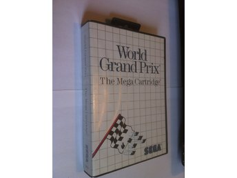 Master System: World Grand Prix
