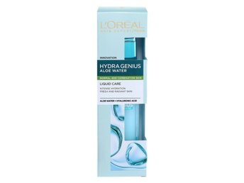 L'Oréal Paris Skin Expert Hydra Genius Aloe Water Normal And Combination Skin 70