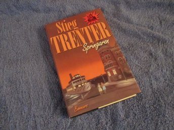 Stieg Trenter - Springaren /Harry Friberg
