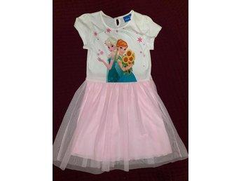 Disney Elsa   Anna Frost   Frozen Klänning Rosa.. (335244424) ᐈ Köp ... fca4bf3f2b7ec