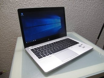 "HP EliteBook Folio 9470M 14""240 SSD Core i5 Proffs"