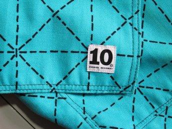 10 Gruppen väska tygväska 10 Gruppen