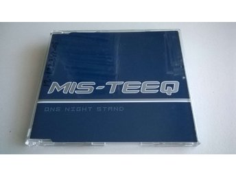 Mis-Teeq - One Night Stand, CD, single