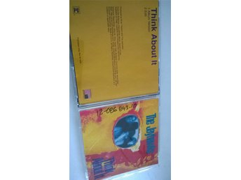 The Jayhawks - Think About It, CD, Single, Promo