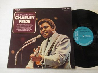 "Charley Pride ""The Incomparable"""