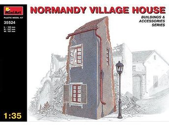Miniart 1/35 Normandy Village House
