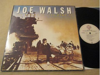"Joe Walsh ""You Bought It-You Name It"""