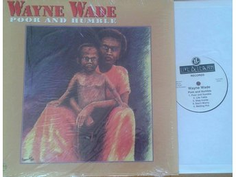 Wayne Wade titel*  Poor And Humble* US LP