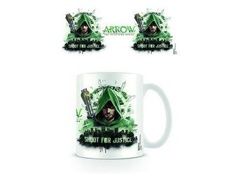 Arrow Mugg Shoot For Justice