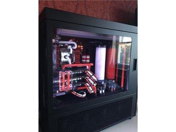 Extreme CustomByggd PC vattenkyld, ingen hårdvara! - Skövde - Extreme CustomByggd PC vattenkyld, ingen hårdvara! - Skövde