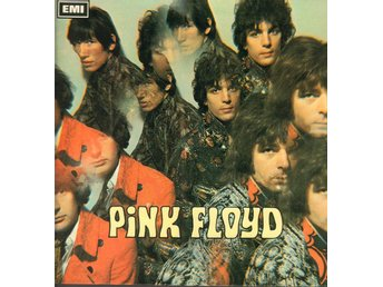 PINK FLOYD - THE PIPER AT THE GATES OF DAWN (RED VINYL) LP