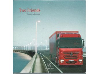 TWO FRIENDS   (CD MAXI/SINGLE )