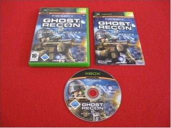 GHOST RECON 2 SUMMIT STRIKE till Xbox