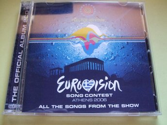 Eurovision Song Contest Athens 2006 - 2 CD
