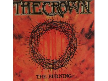 The Crown, The Burning (CD)