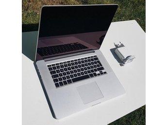 Macbook Pro 15* RETINA *i7 QC *512GB * 16 GB RAM - Höör - Macbook Pro 15* RETINA *i7 QC *512GB * 16 GB RAM - Höör