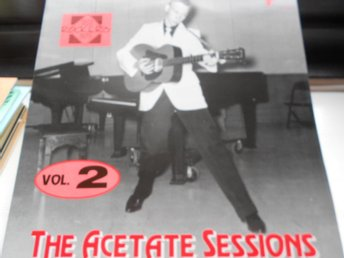 RECORD-SALE SOMMAR-REA! LP 50s ROCKERS THE ACETATE SESSIONS VOL.2