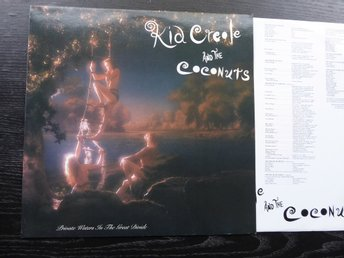 KID CREOLE AND THE COCONUTS - Private waters CBS HOLLAND -90 NYSKICK!!