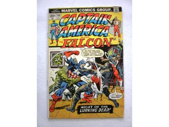 US Marvel - Captain America vol 1 # 166 in 3.0