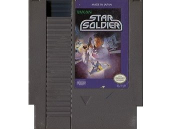 NES - Star Soldier (USA) (Beg)