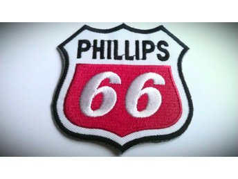 Phillips 66 Oil Gas Petrol Bensin Garage Service Station Patch