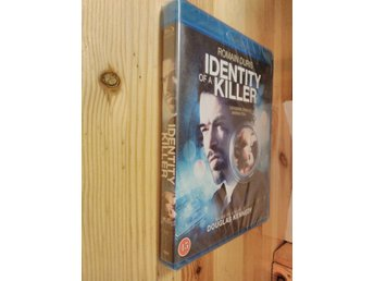 Identity of a Killer av Eric Lartigau Romain Duris Niels Arestrup, Blu-ray DVD