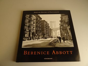 Aperture masters of photography - Berence Abbott
