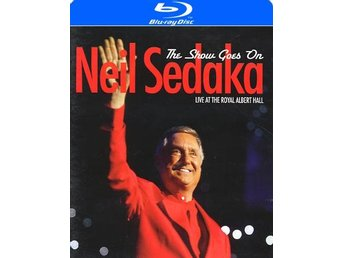 Sedaka Neil: The show goes on/Live at Royal A.H. (Blu-ray)