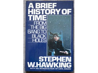 A brief history of time -From the Big bang to Black holes.Stephen Hawking, eng.